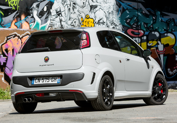 Images Of Abarth Punto Supersport 199 2012 1280x960