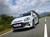 Pictures of Abarth Punto Evo UK-spec 199 (2010)