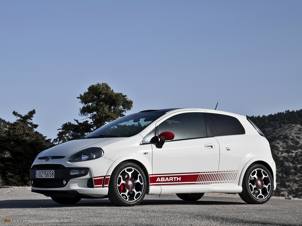 Pictures Of Abarth Punto Evo 199 2010 1280x960
