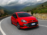 Abarth Punto Evo 199 (2010) wallpapers