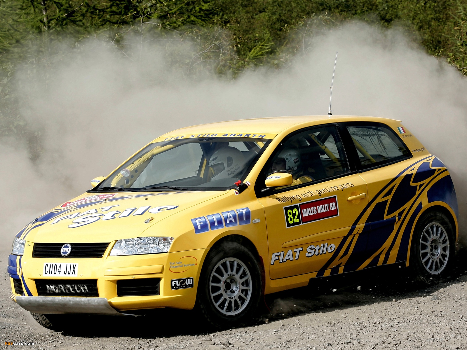 Images Of Fiat Stilo Abarth Rally 192 2002 2005 1600x1200