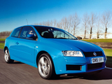 Fiat Stilo Abarth 3-door UK-spec 192 (2001–2006) wallpapers