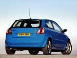 Wallpapers of Fiat Stilo Abarth 3-door UK-spec 192 (2001–2006)