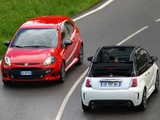 Wallpapers of Abarth