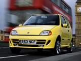 Fiat Seicento Sporting Abarth UK-spec (1998–2001) wallpapers