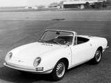Wallpapers of Fiat Abarth OT 1000 Spider (1965–1968)