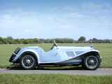 AC Six 16/90 Supercharged Tourer 1938–39 wallpapers