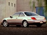 Acura CL (1996–2000) photos