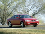 Acura CL (2000–2004) images