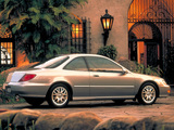 Images of Acura CL (1996–2000)