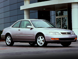 Pictures of Acura CL (1996–2000)