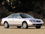 Wallpapers of Acura CL (2000–2004)