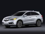 Acura RDX Prototype (2012) photos
