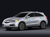 Acura RDX Prototype (2012) photos