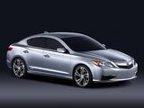 Photos of Acura ILX Concept (2012)