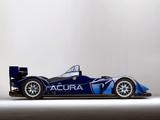 Pictures of Acura ALMS Race Car Concept (2006)