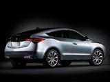 Pictures of Acura ZDX Prototype (2009)