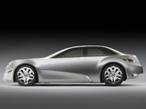 Wallpapers of Acura Advanced Sedan Concept (2006)