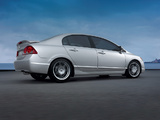Images of Acura CSX Type-S (2006–2009)