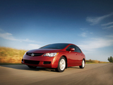 Photos of Acura CSX (2005–2009)