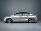 Pictures of Acura CSX Type-S (2006–2009)