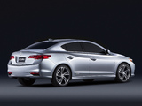 Wallpapers of Acura ILX Concept (2012)
