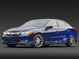 Wallpapers of Acura ILX Street Build (2012)