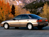 Acura Integra Sedan (1994–1998) wallpapers