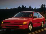 Pictures of Acura Integra 3-door (1986–1989)