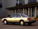 Acura Legend Coupe (1987–1990) photos