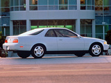Pictures of Acura Legend Coupe (1990–1995)