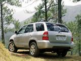 Acura MDX (2001–2003) photos