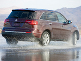 Images of Acura MDX (2009)