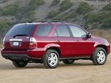 Photos of Acura MDX (2003–2006)