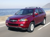 Pictures of Acura MDX (2003–2006)