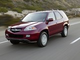 Wallpapers of Acura MDX (2003–2006)