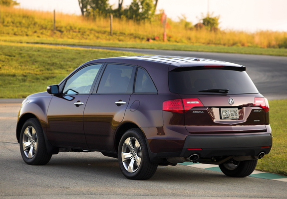 2006 acura mdx photos. Black Bedroom Furniture Sets. Home Design Ideas