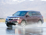 Wallpapers of Acura MDX (2009)