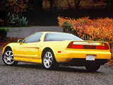 Acura NSX-T (1995–2001) images