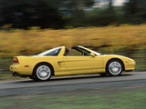 Acura NSX-T (1995–2001) pictures