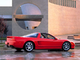 Acura NSX-T (1995–2001) wallpapers