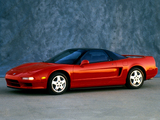 Wallpapers of Acura NSX (1991–2001)