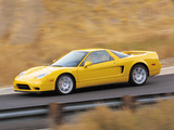 Wallpapers of Acura NSX (2001–2005)