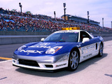 Wallpapers of Acura NSX Twin Ring Motegi Pace Car (2002)