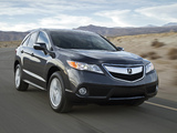 Images of Acura RDX (2012)