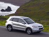Pictures of Acura RDX (2006–2009)