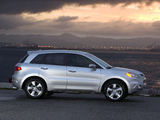 Wallpapers of Acura RDX (2006–2009)