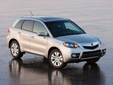 Acura RDX (2009–2012) wallpapers