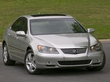 Acura RL (2004–2008) images