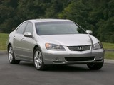 Acura RL (2004–2008) photos